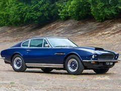 Navigate to Lot 243 - 1973 Aston Martin V8 Series III