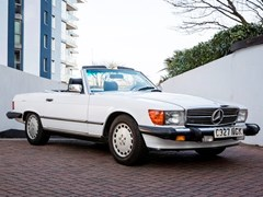 Navigate to Lot 215 - 1986 Mercedes-Benz 560 SL *WITHDRAWN*