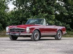 Navigate to Lot 183 - 1968 Mercedes-Benz 280 SL Pagoda
