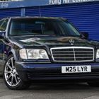 REF 14 1994 Mercedes Benz S500 Biggie Smalls Rap Gangsta by Paul Karslake -