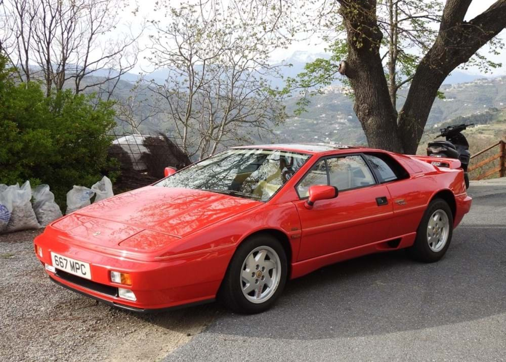 Lot 163 - 1989 Lotus Esprit Turbo
