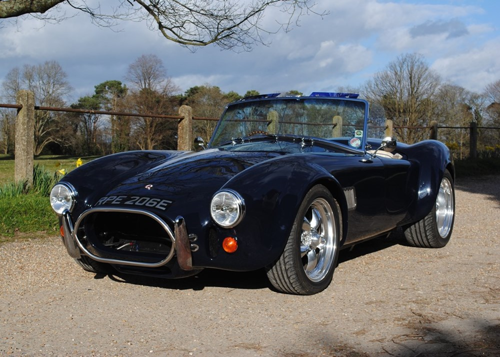 Lot 162 - 1967 AC Cobra by Autocraft