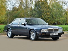 Navigate to Lot 244 - 1990 Jaguar Sovereign (4.0 litre)