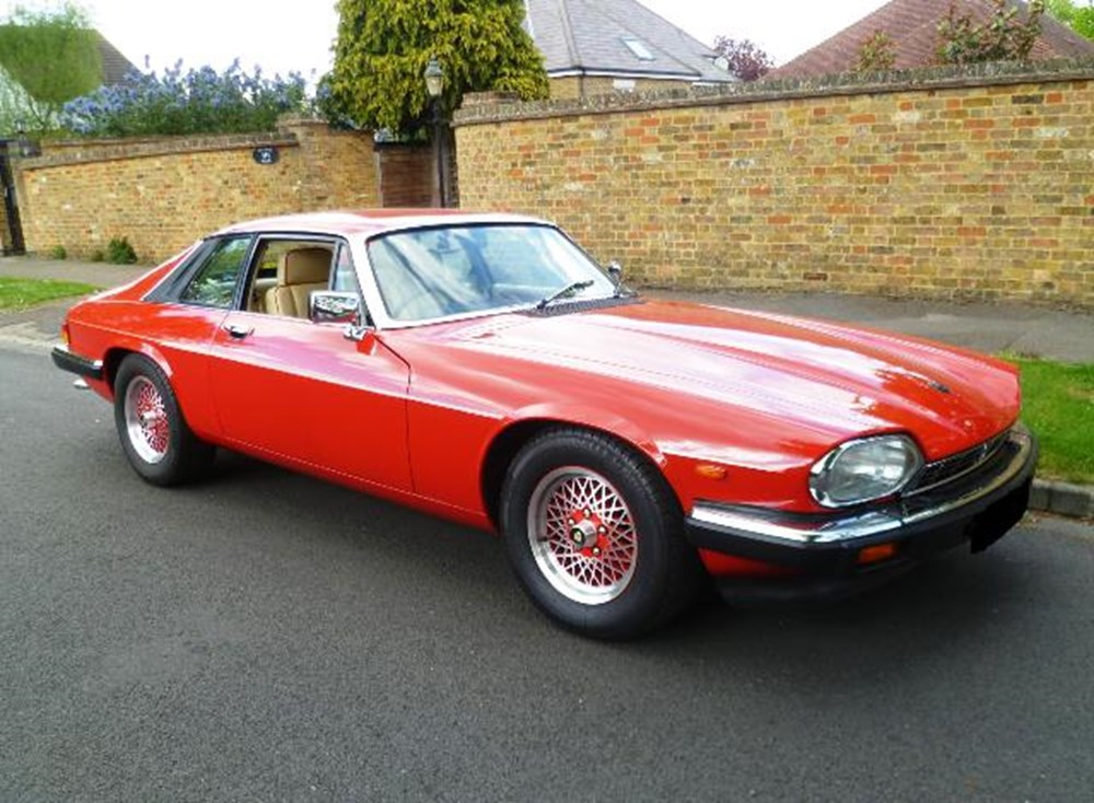 Lot 184 - 1992 Jaguar XJS Coupé