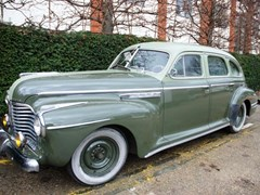 Navigate to Lot 280 - 1941 Buick 60 Series Four Door Sedan