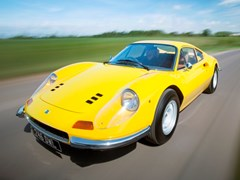 Navigate to Lot 317 - 1972 Ferrari Dino 246GT