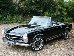 Navigate to Lot 287 - 1970 Mercedes-Benz 280 SL Pagoda