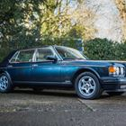 Ref 18 1997 Bentley Turbo RT -