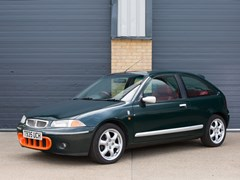 Navigate to Lot 138 - 1999 Rover 200 BRM LE