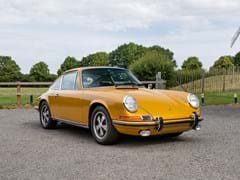 Navigate to Lot 193 - 1972 Porsche 911E 2.4 Litre