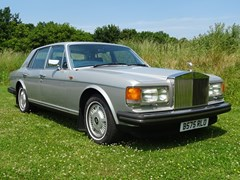 Navigate to Lot 115 - 1984 Rolls-Royce Silver Spirit
