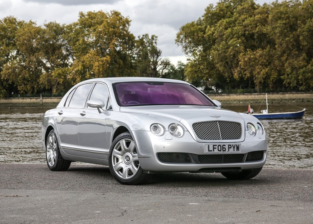 Lot 117 - 2006 Bentley Continental Flying Spur