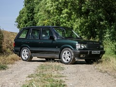 Navigate to Lot 257 - 2001 Range Rover HSE (4.0 litre)