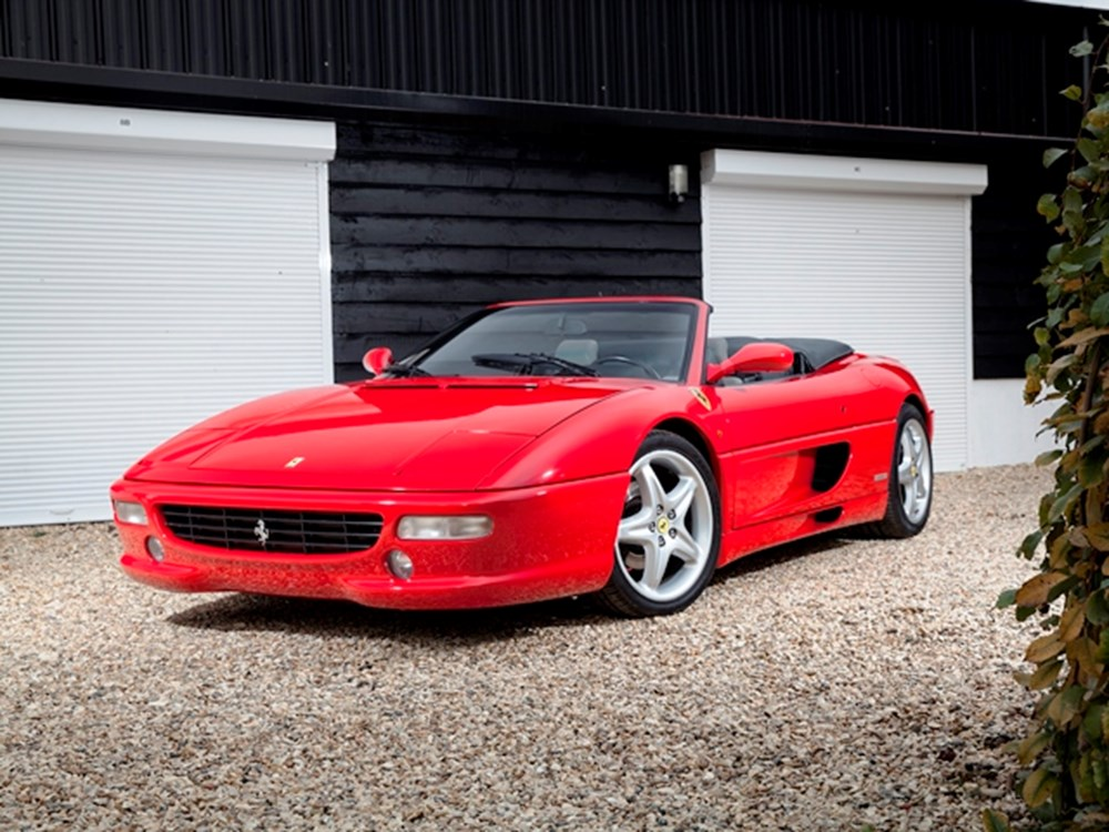 Lot 292 - 1997 Ferrari F355 Spider