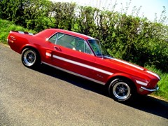 Navigate to Lot 396 - 1968 Ford Mustang GT 'California Special'