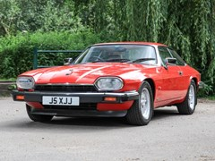 Navigate to Lot 127 - 1992 Jaguar XJS Coupé (4.0)