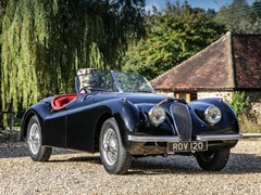 Navigate to Lot 298 - 1950 Jaguar XK120 Roadster