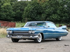Navigate to Lot 224 - 1959 Cadillac Coupe de Ville