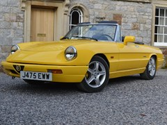 Navigate to Lot 208 - 1992 Alfa Romeo S4 Spider (1600cc)