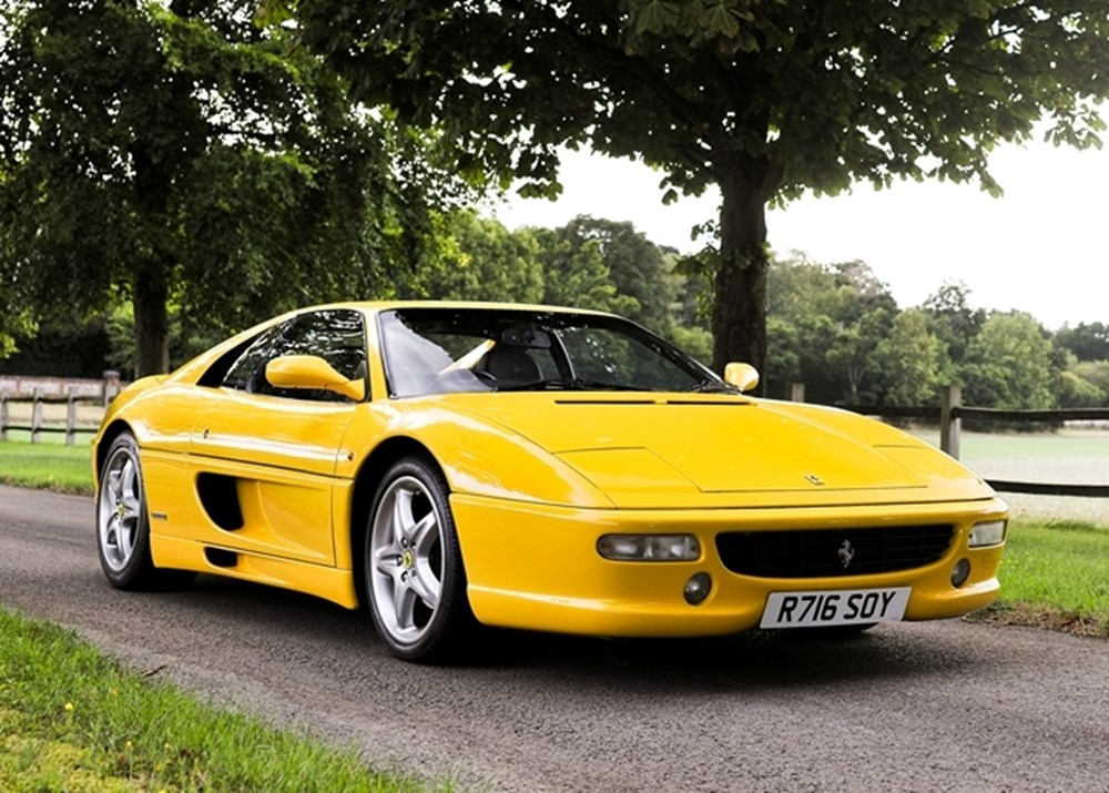 Lot 199 - 1997 Ferrari F355 Berlinetta