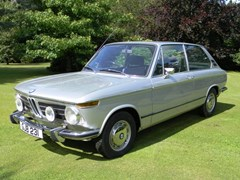 Navigate to Lot 294 - 1973 BMW 2002 Touring