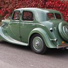 1937 Triumph Dolomite Short Chassis Saloon -