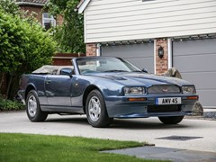 Navigate to Lot 165 - 1992 Aston Martin Virage Volante