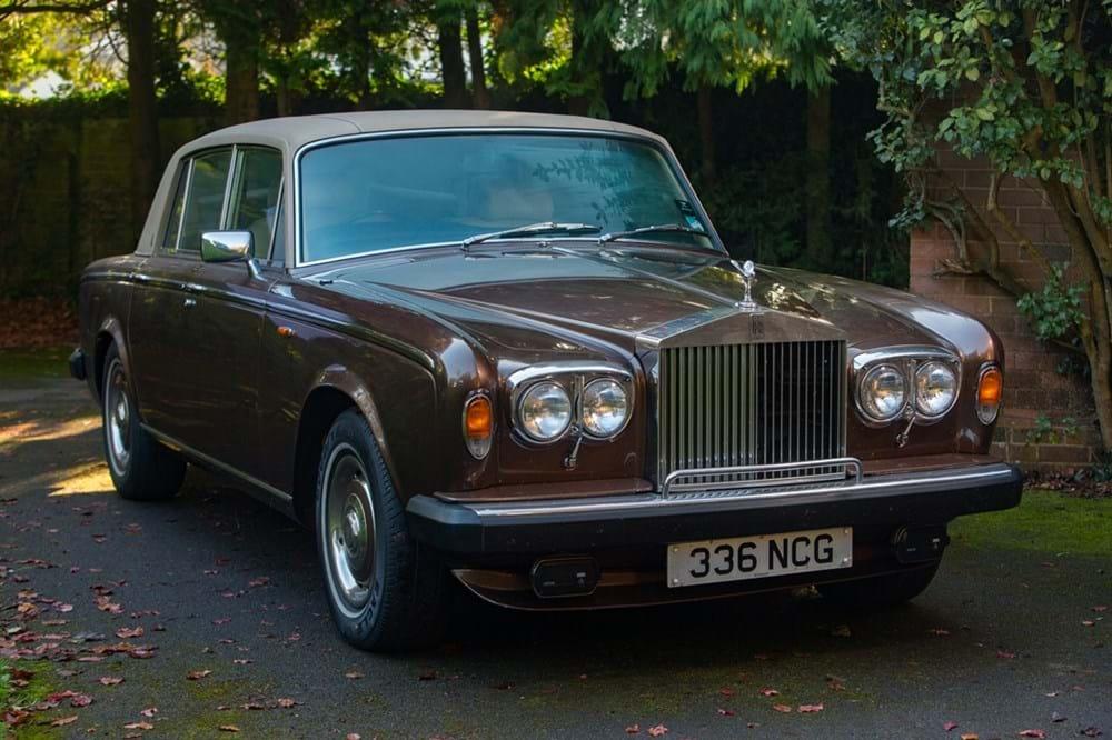 Ref 128 1979 Rolls-Royce Silver Shadow II