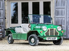 Navigate to Lot 303 - 1967 Morris Mini Moke