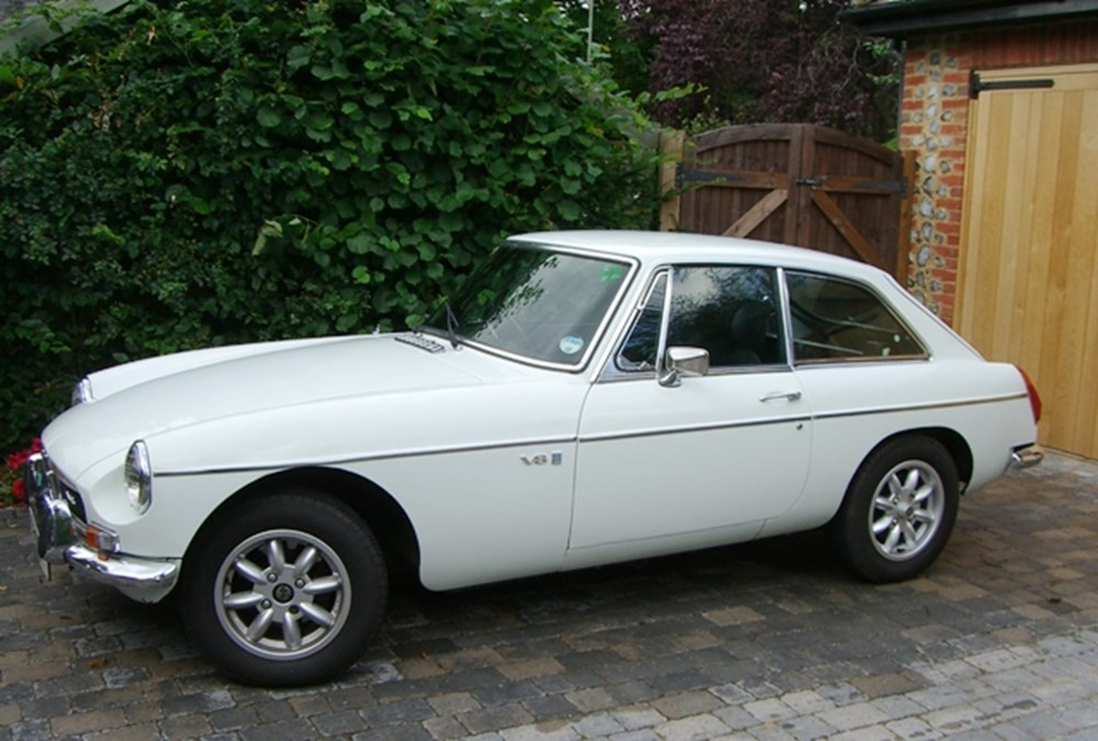 Lot 359 - 1974 MG B V8 *WITHDRAWN*