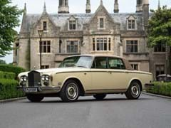 Navigate to Lot 273 - 1976 Rolls-Royce Silver Shadow *WITHDRAWN*