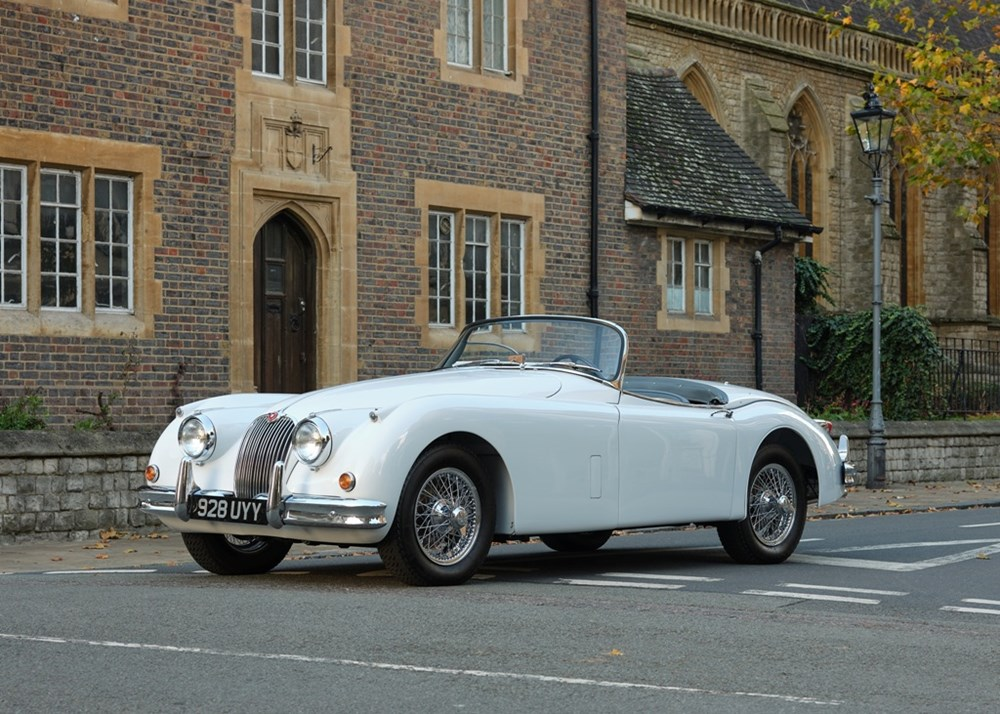 Lot 323 - 1959 Jaguar XK150 Roadster (3.4 litre)