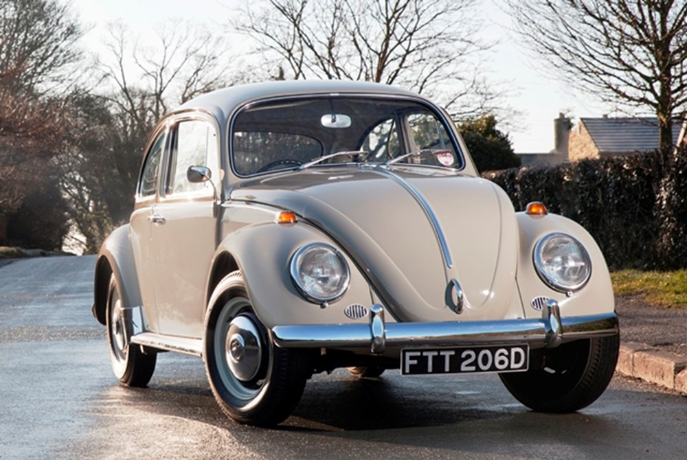 Lot 228 - 1966 Volkswagen Beetle