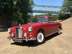 Navigate to Lot 246 - 1961 Alvis TD21 Fixedhead Coupé