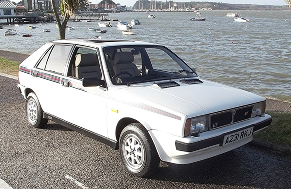 Lot 303 - 1984 Lancia Delta HF Martini Turbo MT16