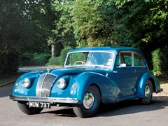 Navigate to Lot 219 - 1952 AC Two Litre Saloon