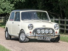 Navigate to Lot 176 - 1966 Austin Mini Cooper S Mk. I