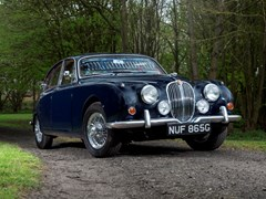 Navigate to Lot 317 - 1968 Jaguar Mk. II (2.4 litre)