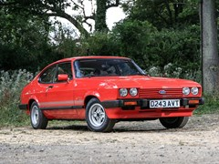 Navigate to Lot 120 - 1986 Ford Capri 1.6 Laser Mk. III (1.6 litre)