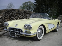 Navigate to Lot 174 - 1959 Chevrolet Corvette C1