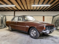 Navigate to Lot 219 - 1973 Rover P6 3500 S