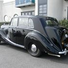 1951 Bentley Mk. VI Saloon by HJ Mulliner -