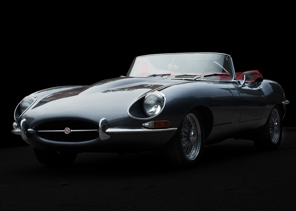 Lot 235 - 1967 Jaguar E-Type Series 1½ Roadster