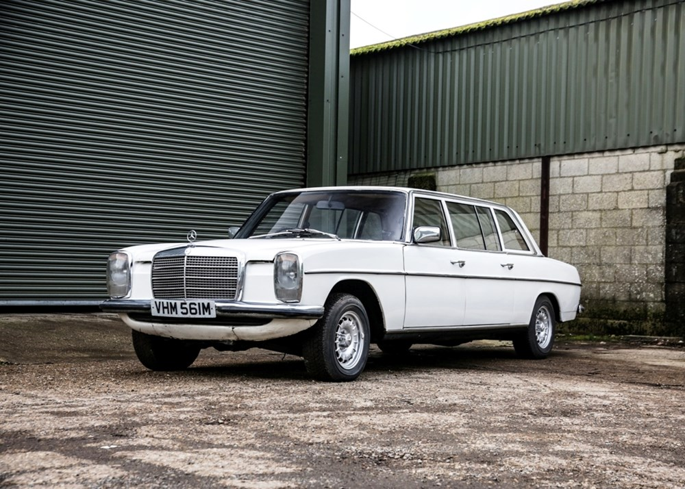 Lot 254 - 1974 Mercedes-Benz 230 Limousine *WITHDRAWN*