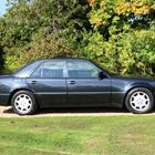 REF 14 1992 Mercedes-Benz 500E Saloon -
