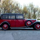 Ref 91 1935 Rolls-Royce 20/25 by Hooper JG -