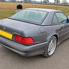 Ref 176 1997 Mercedes-Benz SL60 AMG Roadster -