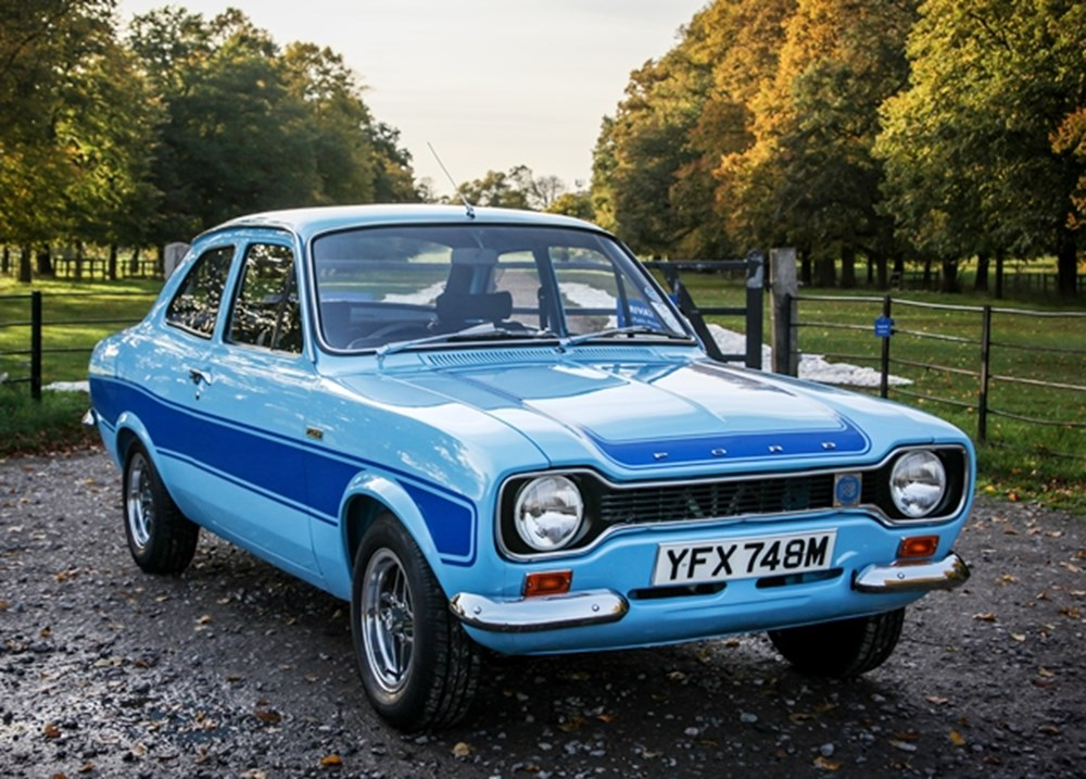 Lot 245 - 1973 Ford Escort RS2000 Mk. I