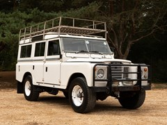 Navigate to Lot 258 - 1976 Land Rover Series IIa (Long wheelbase)