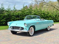 Navigate to Lot 145 - 1955 Ford Thunderbird Convertible
